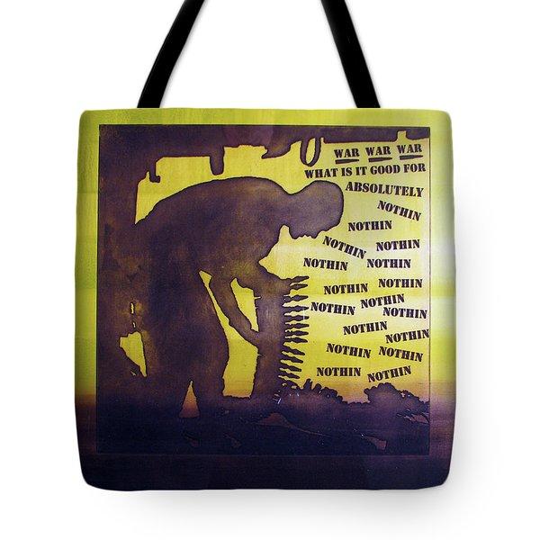 D U Rounds Project, Print 15 Tote Bag