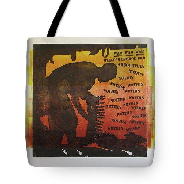 D U Rounds Project, Print 18 Tote Bag