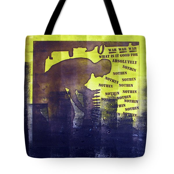 D U Rounds Project, Print 23 Tote Bag