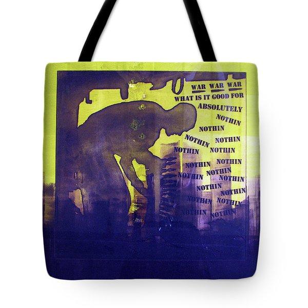 D U Rounds Project, Print 24 Tote Bag