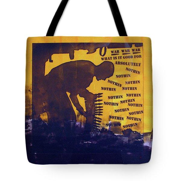 D U Rounds Project, Print 25 Tote Bag