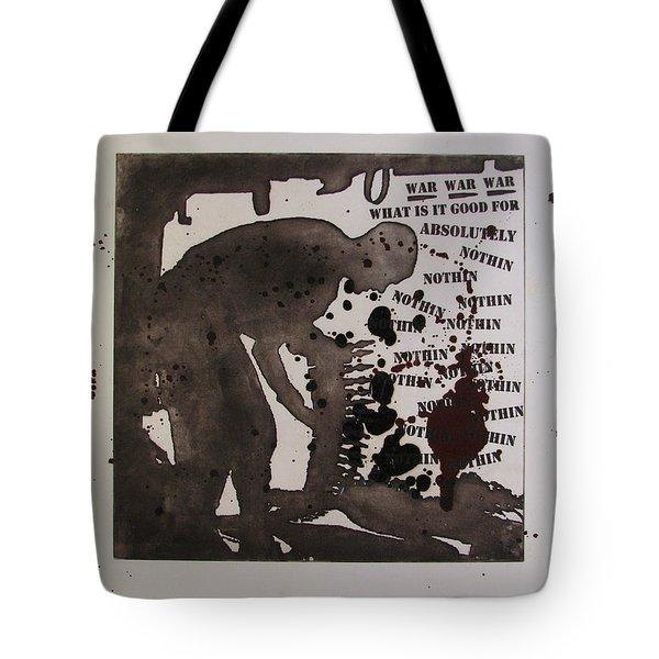 D U Rounds Project, Print 26 Tote Bag