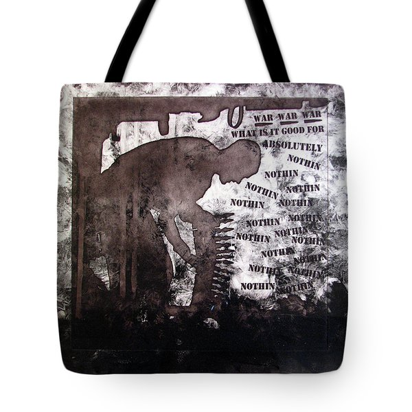 D U Rounds Project, Print 28 Tote Bag