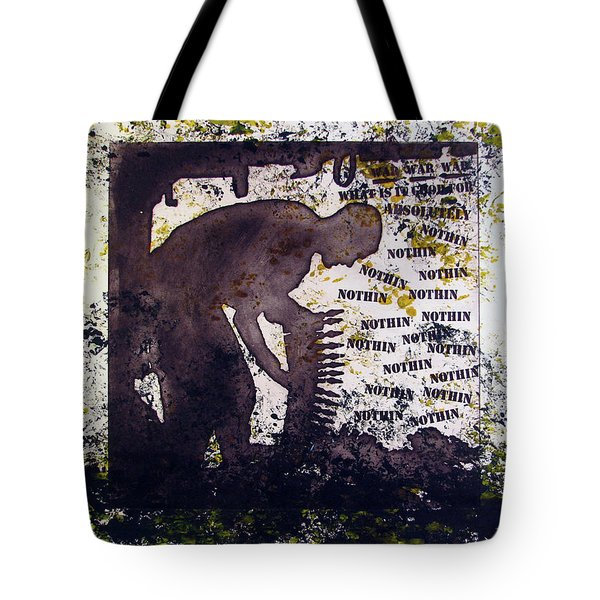 D U Rounds Project, Print 29 Tote Bag