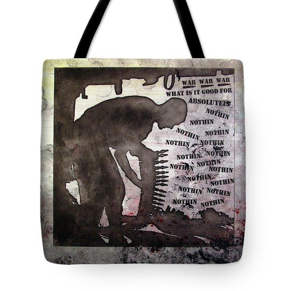D U Rounds Project, Print 30 Tote Bag