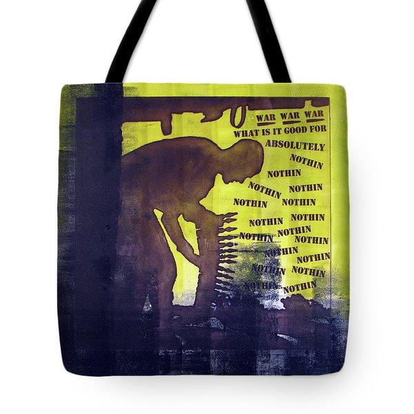 D U Rounds Project, Print 32 Tote Bag