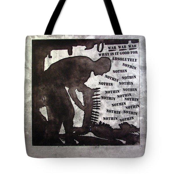 D U Rounds Project, Print 36 Tote Bag