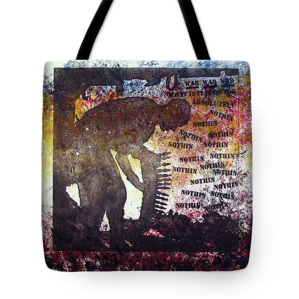 D U Rounds Project, Print 37 Tote Bag