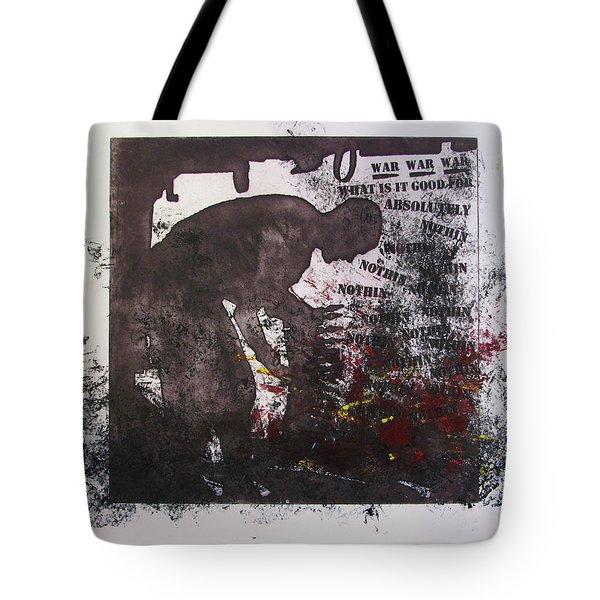 D U Rounds Project, Print 41 Tote Bag