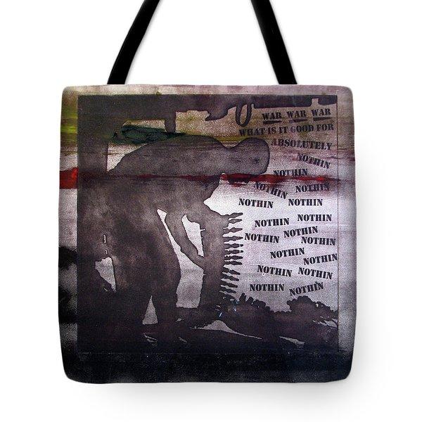 D U Rounds Project, Print 42 Tote Bag