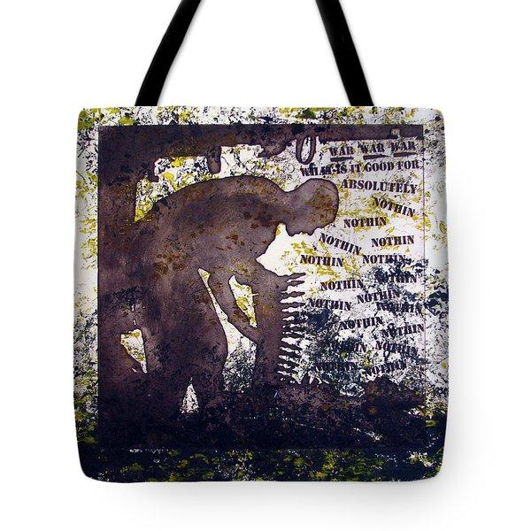 D U Rounds Project, Print 47 Tote Bag