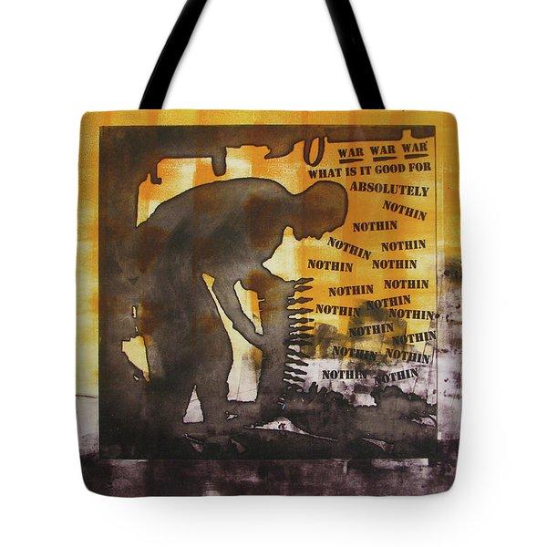 D U Rounds Project, Print 49 Tote Bag