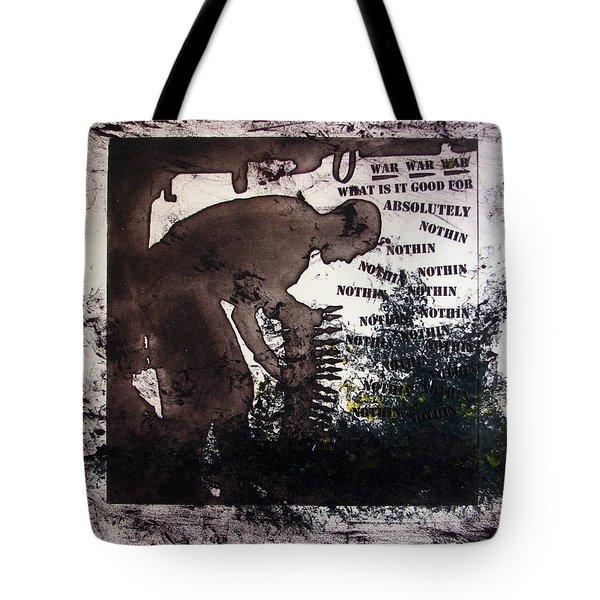 D U Rounds Project, Print 50 Tote Bag