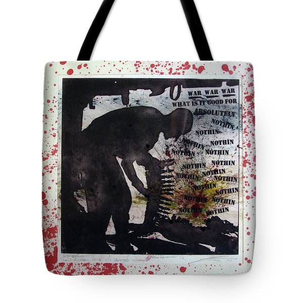 D U Rounds Project, Print 52 Tote Bag