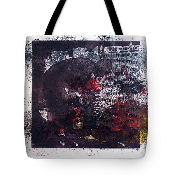 D U Rounds Project, Print 7 Tote Bag