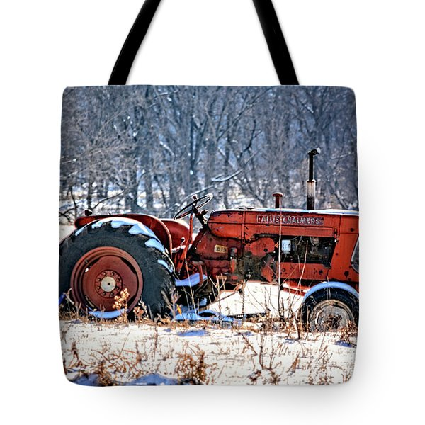D15 Allis Chalmers Tote Bag