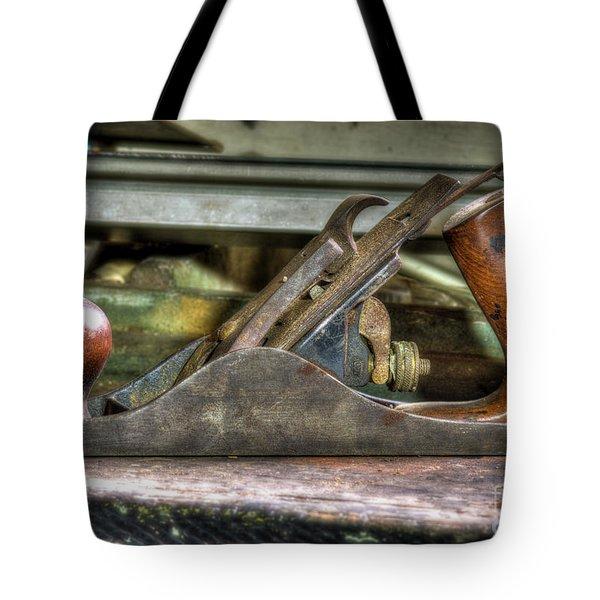 Tote Bag featuring the photograph Da Plane by Douglas Stucky