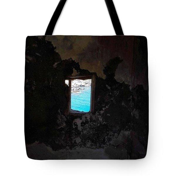 Da Qui Io Vedo Il Mare Tote Bag
