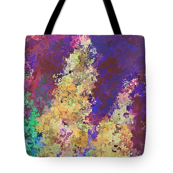 Dabble Flowers Tote Bag