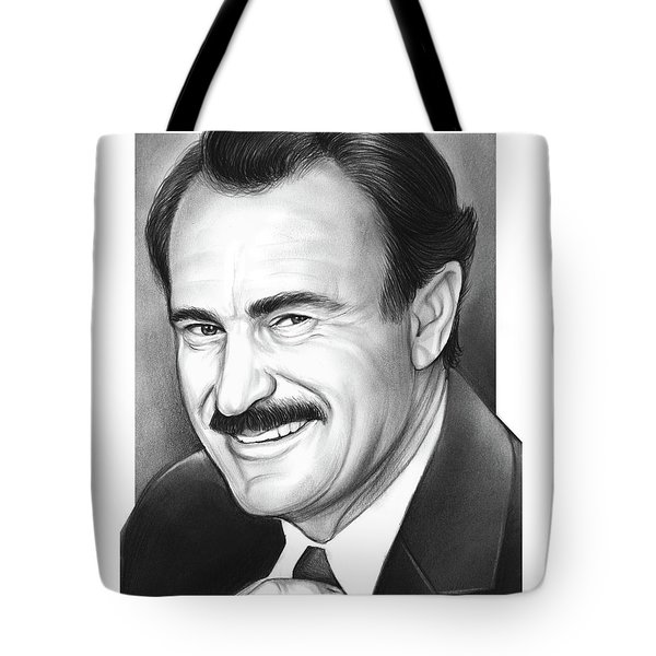 Dabney Coleman Tote Bag
