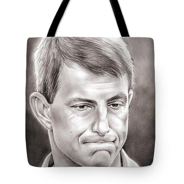 Dabo Swinney Tote Bag by Greg Joens