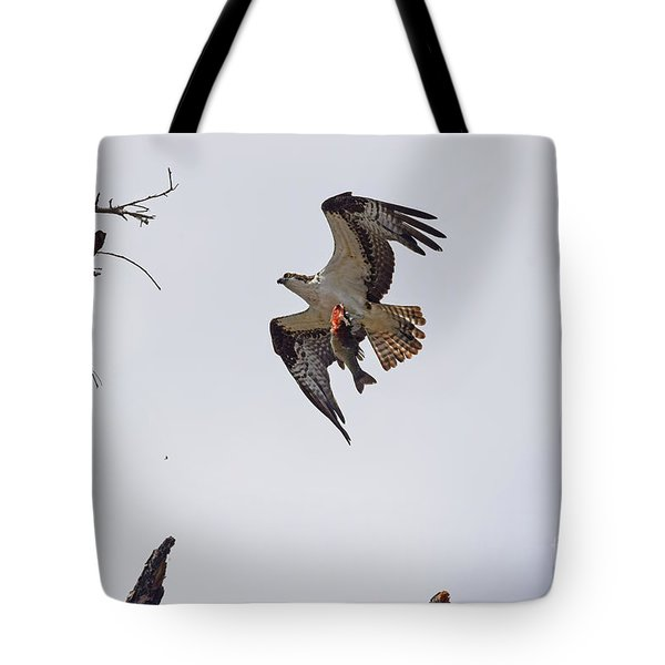 Dad Brought Supper Tote Bag