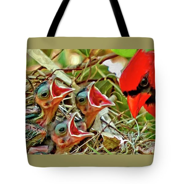 Dad Tote Bag