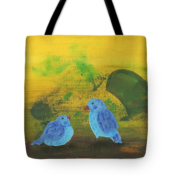 Daddy, Hungry Tote Bag