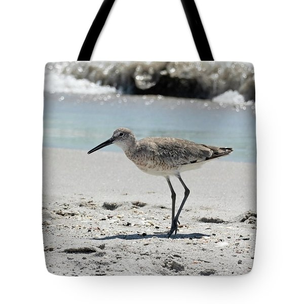 Tote Bag featuring the pyrography Daddy Longlegs by Sally Sperry