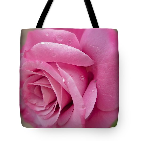Daddy's Rose Tote Bag by Gwyn Newcombe
