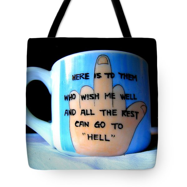 Dads Cup  Tote Bag