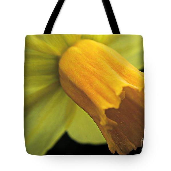 Daffodil - Narcissus - Portrait Tote Bag