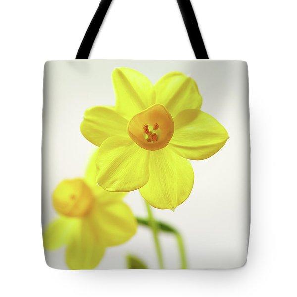 Daffodil Strong Tote Bag