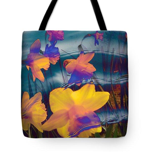 Daffodils #1 Tote Bag