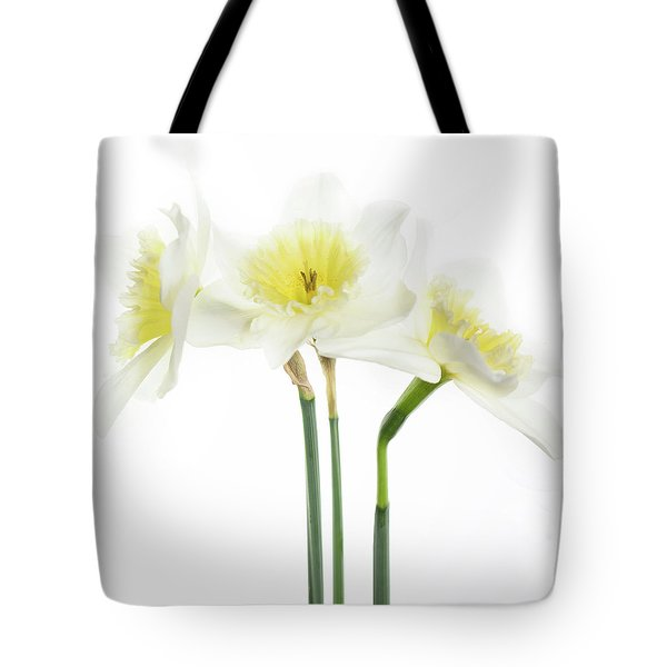 Tote Bag featuring the photograph Dafs by Rebecca Cozart