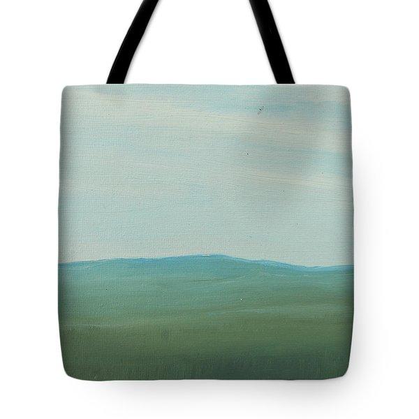 Dagrar Over Salenfjallen- Shifting Daylight Over Distant Horizon 4 Of 10_0029 51x40 Cm Tote Bag