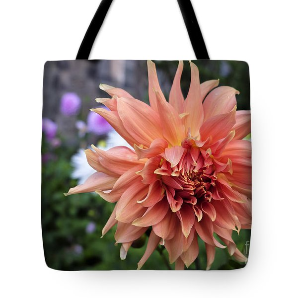 Dahlia - Inverness Tote Bag