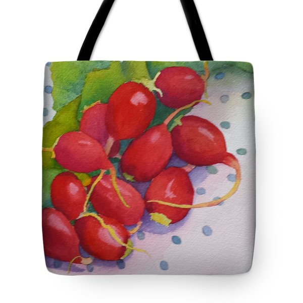 Dahling, You Look Radishing Tote Bag