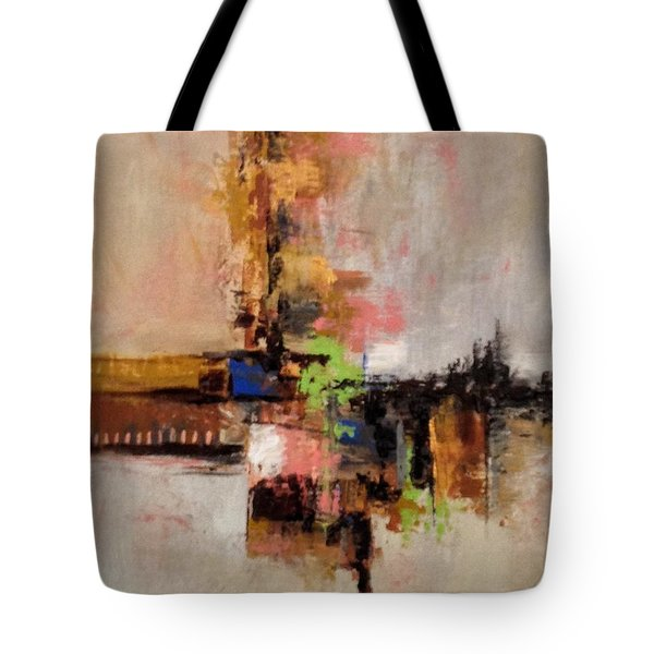 Daily #5 Tote Bag by Suzzanna Frank