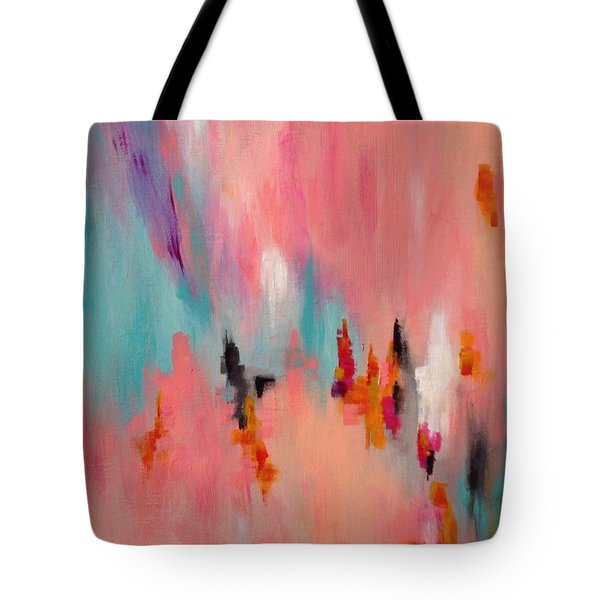 Daily #6 Tote Bag by Suzzanna Frank
