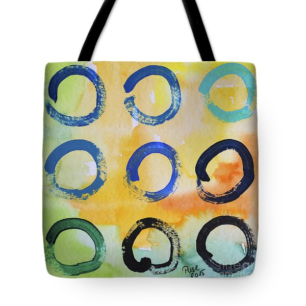 Daily Enso - The Nine Tote Bag