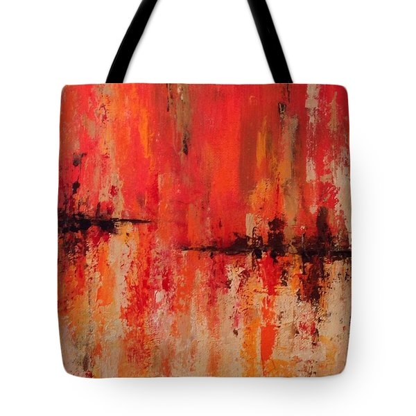 Daily  Tote Bag by Suzzanna Frank
