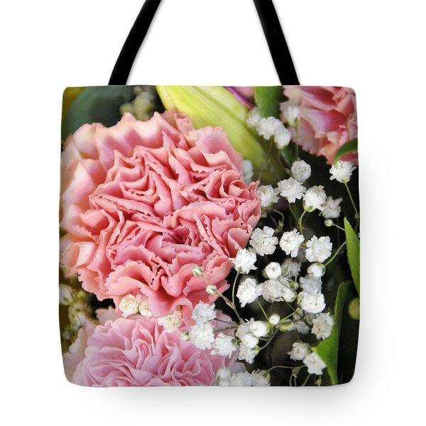 Dainty Tote Bag by Jan Amiss Photography