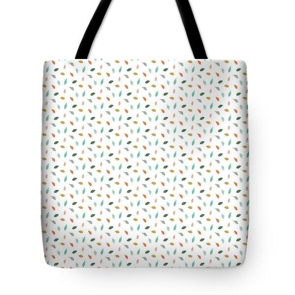 Dainty Leaves Tote Bag