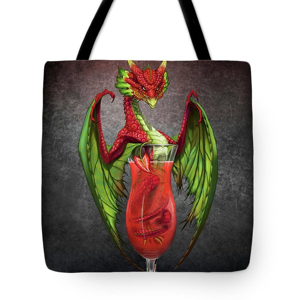 Daiquiri Dragon Tote Bag