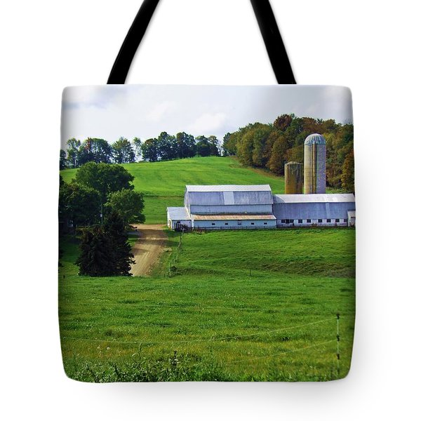 Dairy Country Tote Bag