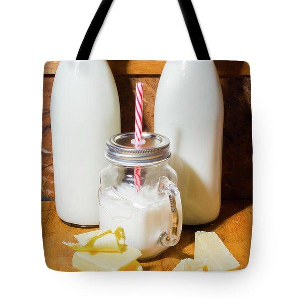 Dairy Delights Tote Bag