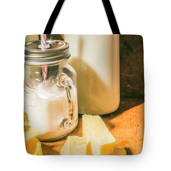 Dairy Farm Products Tote Bag