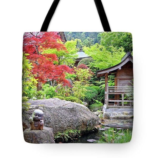 Daisho In Temple Tote Bag