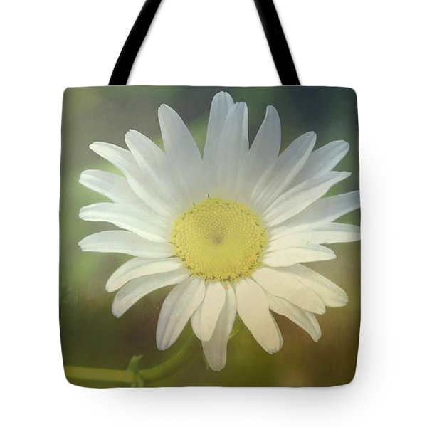 Daisies Don't Tell Tote Bag